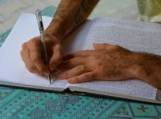 dankbaarheidsdagboek